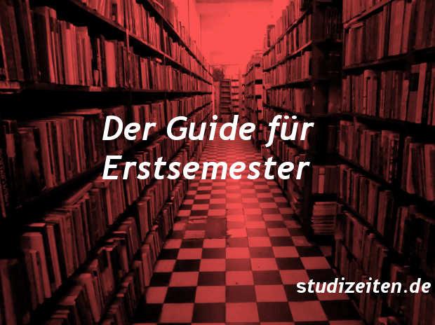 Tipps für Erstsemester im Studium