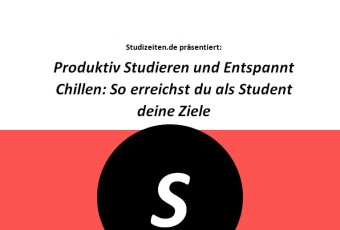 Studizeiten E-Book