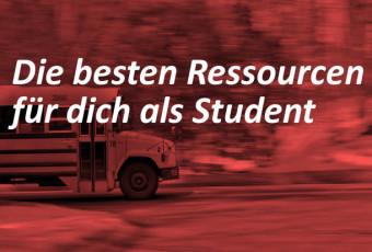 Ressourcen für Studenten