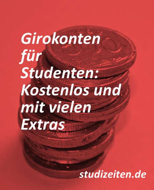 Girokonto Studenten: Die besten Konten mit kostenloser Kreditkarte für Studenten
