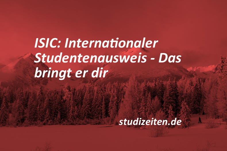 ISIC Card, International Student Identity Card