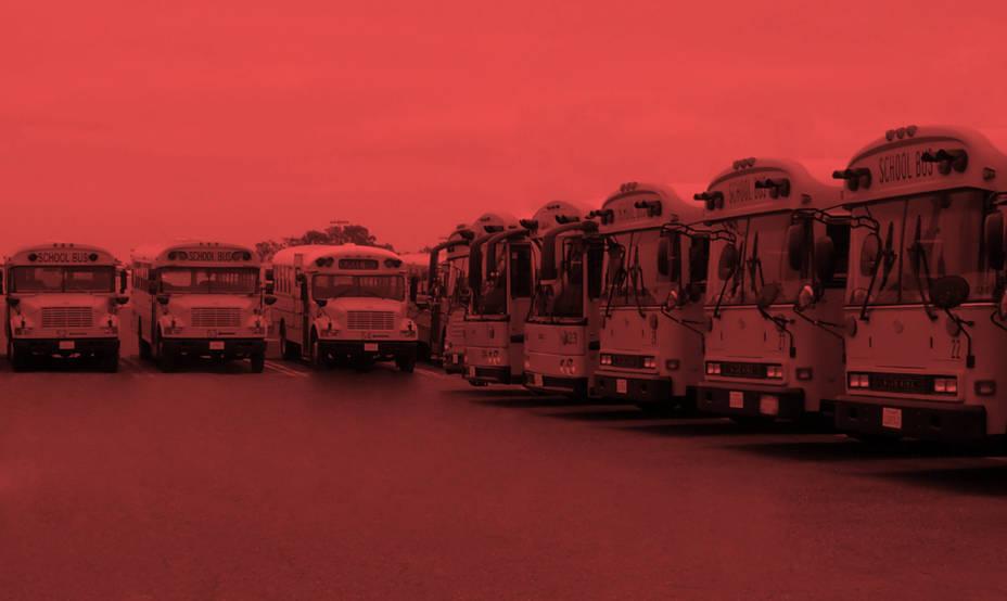 Unterwegs mit dem Fernbus