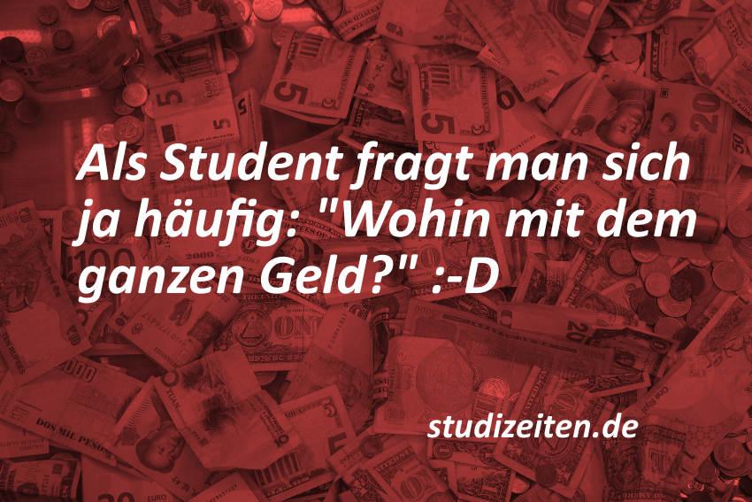 Verschiedene Konten für Studenten