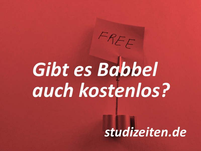 www babbel com kostenlos