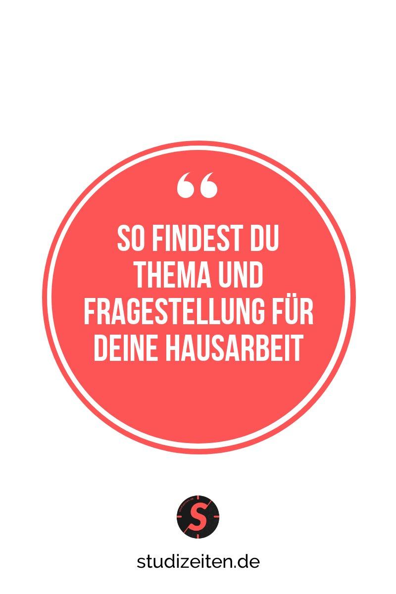 Thema hausarbeit marketing beschreibung 4 klasse deutsch